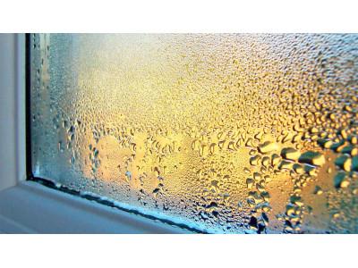 3 основные причины появления конденсата на окнах