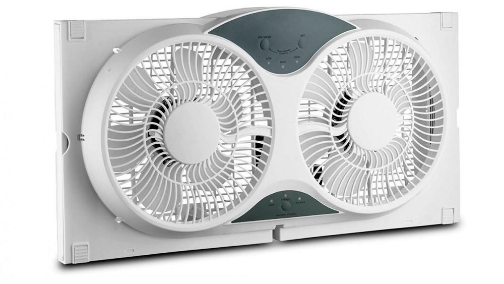 Почему стоит купить и установить в доме реверсивный вентилятор