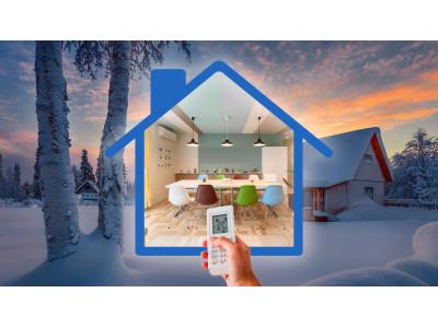 ТОП-кондиционеров для обогрева жилья